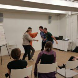 Workshop: Improvizačné divadlo pre všetkých
